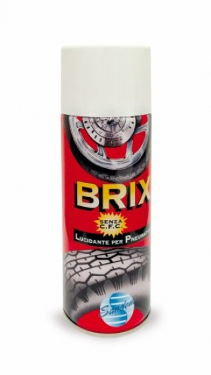 BRIX GOMME - lucida gomme spray